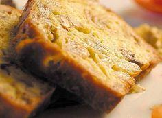 Cake aux noix et canard confit