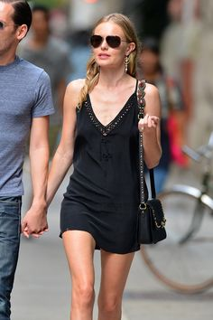 Kate Bosworth's off-duty style