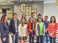 CULLMAN HIGH SCHOOL MATH TEAM WINS STATE TOURNAMENT, CRUSHES STRONG FIELD: The Cullman High School Math Ciphering Team placed first in the Alabama State Ciphering contest held at the University of North Alabama. Cullman High School received first place with a total of 172 points, beating out Saint James School who came in second with a total of 158 points. The 9% point win was decisive; many of the other competing schools were much farther back. Basically, CHS Math crushed the field.