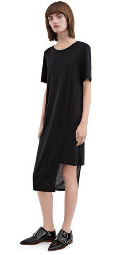ACNE STUDIOS Obelia Tencel Black. #acnestudios #cloth #dresses