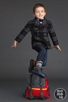 momolo.com red social de #modainfantil #kidswear #streetstyle #kids #fashionkids #kidsfashion #moda #niños MOMOLO | moda infantil | Chaquetones Dolce & Gabbana, Pantalones Vaqueros / Jeans Dolce & Gabbana, Deportivas / Zapatillas Dolce & Gabbana, Mochilas Dolce & Gabbana, niña, 20150803111530