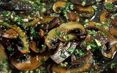 Contacto con lo Divino: Hongos Portobello a la Provenzal
