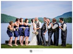 Mariage/ Wedding – Grand Lodge Mont-Tremblant – Marie-Andrée and Ray