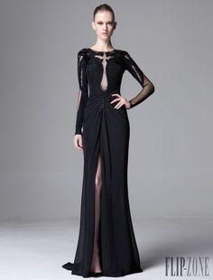 Zuhair Murad - Prêt-à-porter - Pre-Automne 2014 - http://www.flip-zone.fr/fashion/ready-to-wear/fashion-houses-42/zuhair-murad-4498
