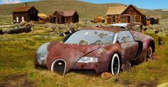 Post your abandoned car finds :) Attention with the picture. Supercars, Junkyard Cars, Automobile, Rusty Cars, Abandoned Cars, Abandoned Vehicles, Diecast Model Cars, Koenigsegg, Vintage Trucks