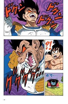 Dragon Ball Full Color - Saiyan Arc Chapter 38 Page 14