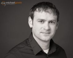 Steve Schafer, president, ClearPath IT Solutions, LLC :: Michael Gowin Photography, Lincoln, IL