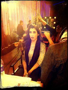 Lauren Jauregui from Fifth Harmony !