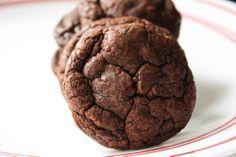 brownie mix cookies.  simpler method.