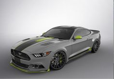 SEMA 2016: Ford Teases Custom Mustangs and Fusions