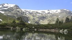 La laguna de Peñalara