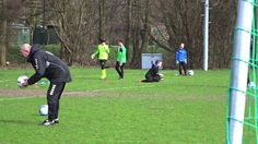 Tom (8) Goalkeeper Training March 2017