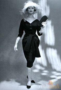 Simone D'Aillencourt, 1950s