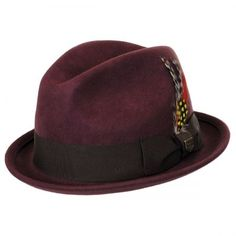 """<a href=""""http://learningwithbrooke.weebly.com/home/how-fedora-hats-have-changed-the-way-men-dress-in-todays-fashion-world"""">Mens fedora hats</a> are felt hats that give a crease along the length of the crown and are pinched on both sides within the front. There are kind of like hats using an indent for the pinnacle at the top of the crown (a C crown) which are otherwise known as fedoras. The brim goes the entire way around and will most often ha"""