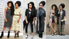 Fashion Black: TK Wonder e Cipriana Quann - Sem Bronzeador