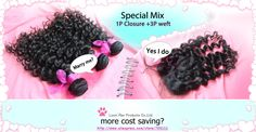▶Hey Girls!! Luvin hair now ON SALE!!!!◀  ◇Get both for only $143.58  ◇Free shipping in 3-7days  (from Sep.12 to Sep.25)   ☞ http://www.aliexpress.com/store/703111