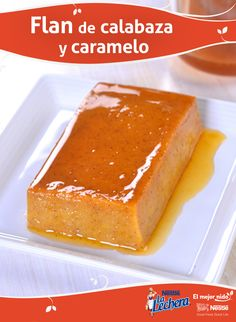 Vanilla Flan, Caramel Flan, Chocolate and more. Our collection of Flan Recipes featuring your favorite Nestlé brands are easy and delicious! Pumpkin Flan, Pumpkin Mousse, Pumpkin Dessert, Pumpkin Recipes, Pumpkin Spice, Pumpkin Ideas, Milk Recipes, Dessert Recipes, Custard Recipes