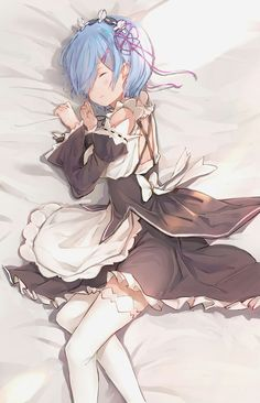 Rem is so kawaii