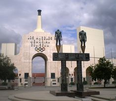 Los Angeles Memorial Coliseum.....home of the 1932 and 1984 Summer Olympics