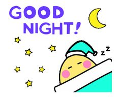 LINE Creators' Stickers - Comfortable sticker Example with GIF Animation Night Love, Good Night Image, Good Night Quotes, Good Morning Good Night, Good Night Greetings, Love Me Do, Emoji Wallpaper, Line Sticker, Cute Gif