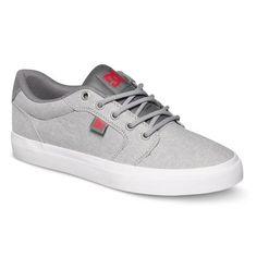 dcshoes, Women's Anvil TX SE Shoes, GREY (gry)