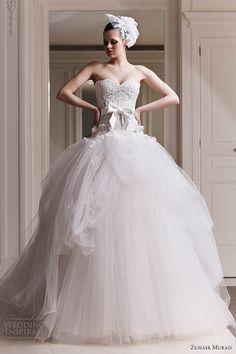 Zuhair Murad Wedding Dresses 2012 | Ourania