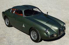 1955 Alfa Romeo 1900C SS Zagato Berlinetta #alfaromeozagato