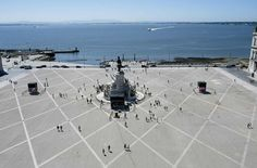 Lisboa: O miradouro triunfal do Arco da Rua Augusta <Lisbon's new belvedere> #video #photo #lisbon #portugal #travel
