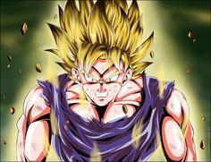 Goku fan art - Goku Photo (35792432) - Fanpop