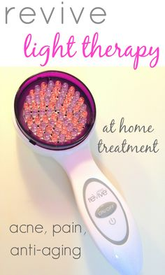 Fashion Maven... Mommy: Revive Light Therapy