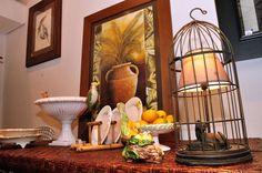 Gaiolas decorativas - Galeria de Fotos - LUGARCERTO