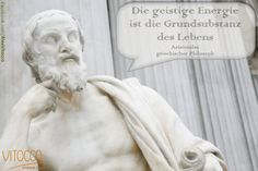 Täglich grüßt Alex! Deine #Inspiration für heute - jetzt anmelden: http://www.alexandervitocco.de/  #Aristoteles #Energie Foto: Täglich grüßt Alex! Deine #Inspiration für heute - jetzt anmelden: http://www.alexandervitocco.de/ #Aristoteles #Energie