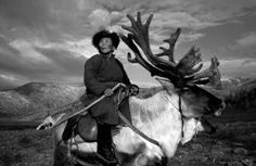 Hunters and Shamans of Mongolia by Hamid Sardar-Afkhami