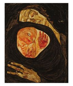 Egon schiele Dead mother