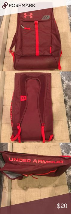 Under Armour Backpack Gently used Under Armour Storm Backpack Under Armour Bags Backpacks