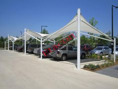 Tensile structure is very airy in nature and is water resistance that has made it most popular and demanded one. The tensile structure finds its wide application at various places such as car parking, entrance area, architectural umbrella, garden area, domes, cafe area, restaurant and liner.   http://carparkingstructure.com/Tensile-Structure.html