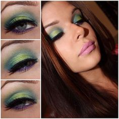Neeners Makeup. : Urban Decay Electric Palette Review
