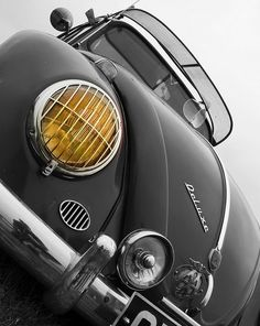 ~ a very old VW ~