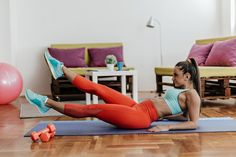 The Best Home Abs Workout for Beginner Who Want a Flat and Tight Belly - Focus Fitness Workout Days, Best Cardio Workout, Ab Workout At Home, Workout Memes, Fitness Workouts, Fun Workouts, Fitness Tips, Health Fitness, Hiit