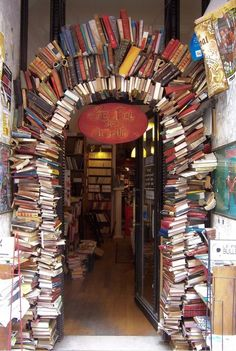 i want a book archway. pleeeease?