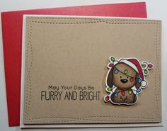 MFT BB Happy Pawlidays - Scrapbook.com