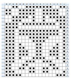Ravelry: Clone Trooper Chart pattern by Heather J. Spellman