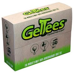 GelTees Introduces 100% Biodegradable Golf Tees At 2017 Golf Industry Show  After a successful launch at the 2017 PGA Merchandise Show GelTees the worlds only 100 percent biodegradable golf tee is exhibiting at the Golf Industry Show February 8-9 at the Orange County Convention Center in Orlando Fla.  With more than 2.8 billion wooden tees made annually in the USA alone GelTees is on a mission to lower the environmental impact of the gamer and create a greener way to golf. The 100 percent…