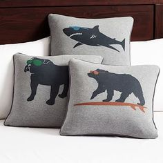Chill Out Pillow Cover #pbteen Eli these look awesome!