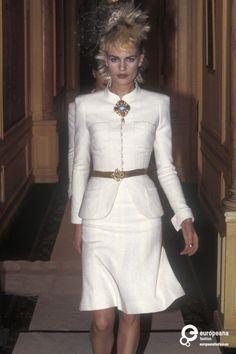 Chanel, Spring-Summer 1996, Couture on www.europeanafashion.eu