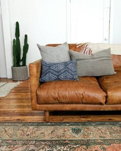Chair & Chaiselongue Boho Eclectic Living Room Decor by San Junipero Textile Studio in Los Angeles H Living Room Decor Eclectic, Living Room Sofa, Living Room Furniture, Furniture Stores, Modern Furniture, Furniture Design, Furniture Nyc, Furniture Websites, Furniture Dolly