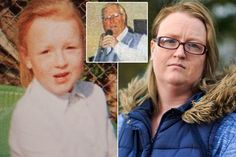 Hayley Gillingham can't remember her son Flynn, eight, being born after  decades of sexual and emotional abuse at the hands o...