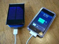 Altoid Tin, Solar Cell, Some Time = Cool Gadget Charger