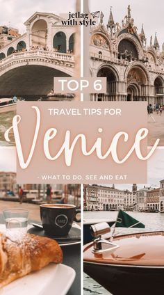 This little Travel Guide for Venice will tell you more about what to do, see and where to eat. I'll also share my top 6 tips for visiting the laguna city with you so you're well prepared for your stay! Enjoy reading! #venedig#venice#italien#venezia#italy#rialtobridge#traveltips#italytravel#howtotravelitaly Best Vacation Destinations, Best Vacation Spots, Amazing Destinations, European Destination, European Travel, Italy Coast, Best Of Italy, Venice Travel, Italy Travel Tips