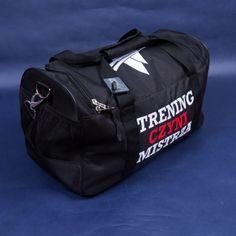 Sports bag for kickboxing, muay thai